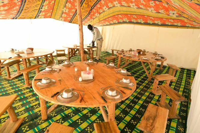 Photo 2 - Restaurant Ecolodge de Lompoul